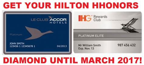 hilton honors diamond status le club accorhotels ihg rewards club platinum spire