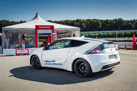 All Sports Honda by Honda S All Electric Sports Car Prototype Pictures