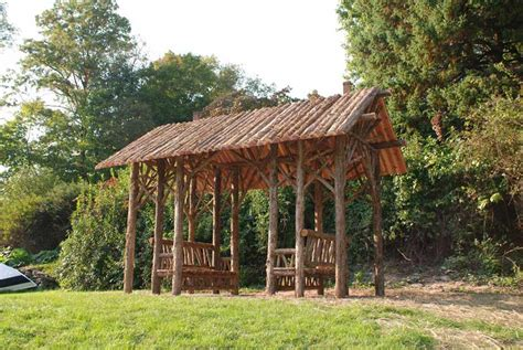 Workshop Bench For Sale Rustic Sitting Shelters Covered Garden Benches Log