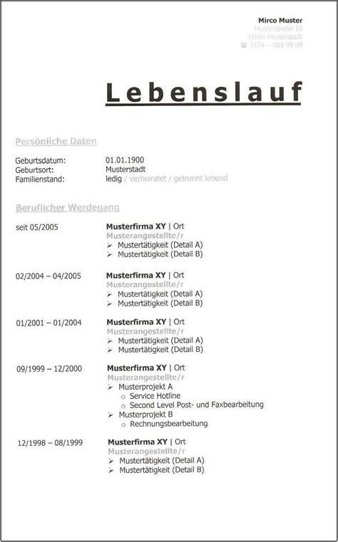 Lebenslauf Muster Nach Bundeswehr Lebenslauf Nach Ausbildung Kostenlose Anwendung Die Vorlage Zu Studieren