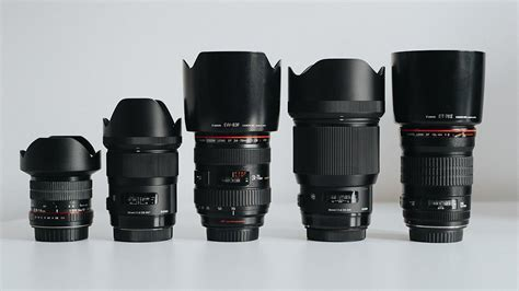 Wedding photography gear and equipment   The best lenses