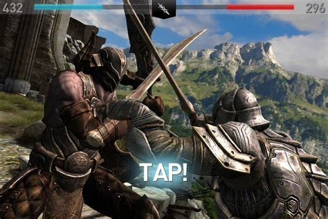 infinity blade android apk infinity blade saga apk data review dan android