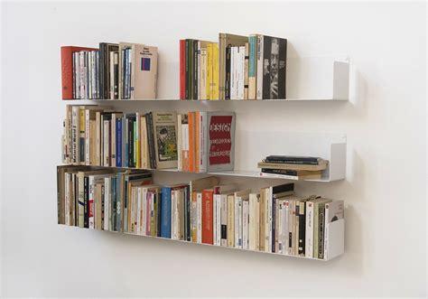 mensole per libri mensole per libri quot u quot set di 6 60 cm acciao