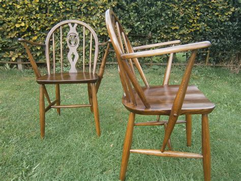 Ercol Armchair by Antiques Atlas Pair Of Ercol Arm Chairs
