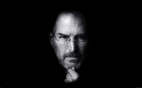 ha wallpaper steve jobs face apple papersco