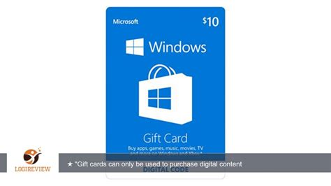Microsoft Gift Card Online - microsoft windows store gift card 10 value online code review test youtube