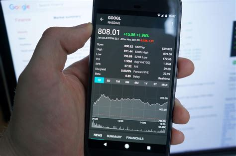 best apps for android best stock market quote apps for android android central