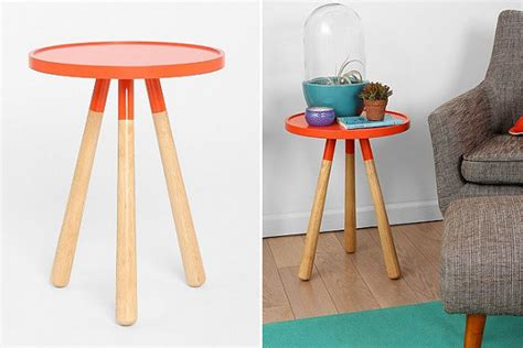 modern tripod table l the 12 best side tables for spring