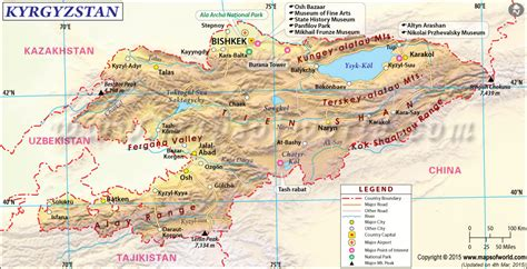 kyrgyzstan map new silk road hopes and fears in kyrgyzstan eurasia news