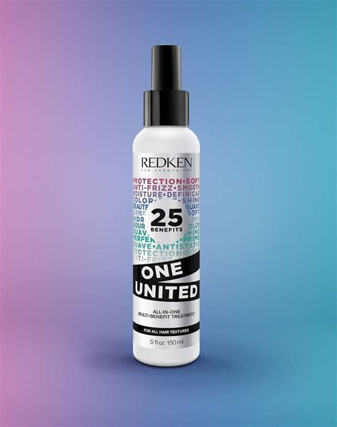 buy styling products all styling products and hair spray one united all in one multi benefit hair treatment redken