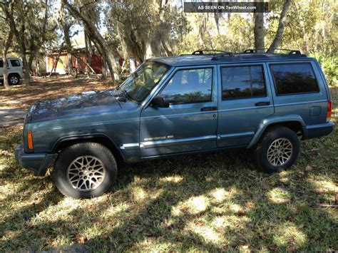 1999 Jeep Limited 1999 Jeep Limited Sport Utility 4 Door 4 0l