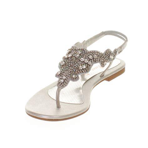 flat diamante shoes diamante flat shoes 28 images black diamante