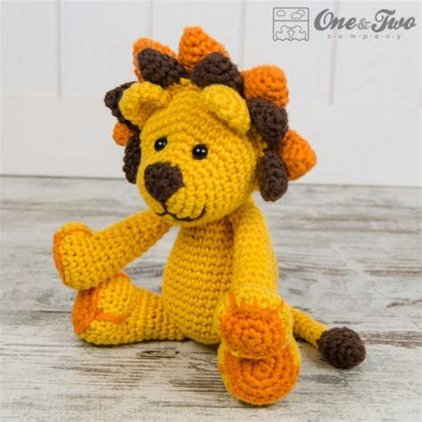 amigurumi pattern lion amigurumi crochet lion slugom for