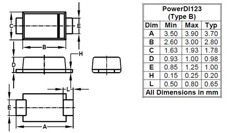 power diode package types 28 images surface mount
