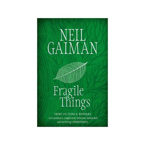 fragile things fragile things englishbooks cz