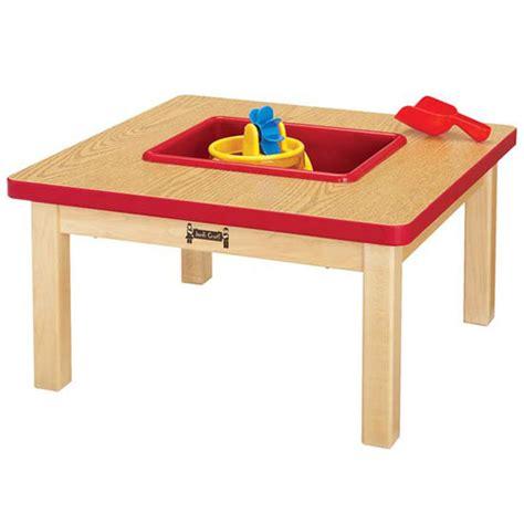 sensory table for toddlers jonti craft toddler sensory table 0685jc sensory and