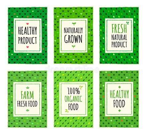 Food For Less Gift Card - healthy organic food pattern cards stock vector image 66586610