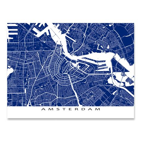 netherlands colors amsterdam map print netherlands colors maps as