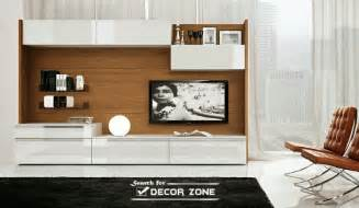 Designs in modern style wooden tv units in modern style