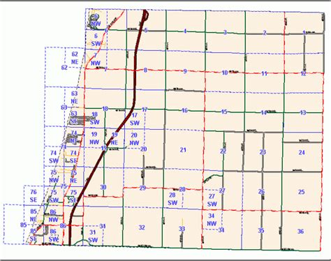 Allegan County Property Records Allegan County Plat Map Autos Post