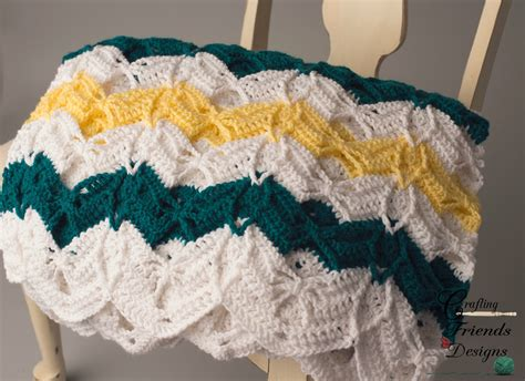 diamond zig zag afghan pattern diamond burst chevron afghan crochet pattern