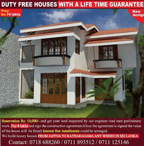 vajira house designs with price house plans with price in sri lanka