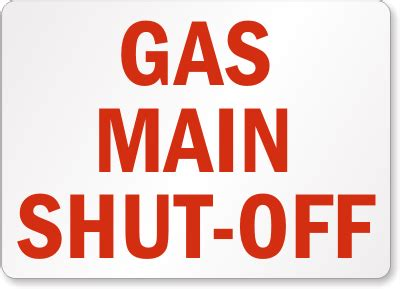Emergency Plumbing Knoxville Tn by How To Turn Your Gas In An Emergency Plumber