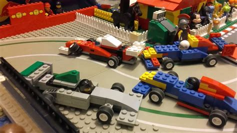 f1 lego lego f1 crashes and 2016
