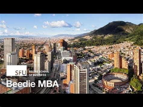 Beedie Mba by Beedie Mba International Study Tour Colombia Peru