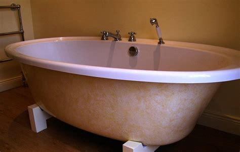 bathtub effect hand painted furniture traditional painter