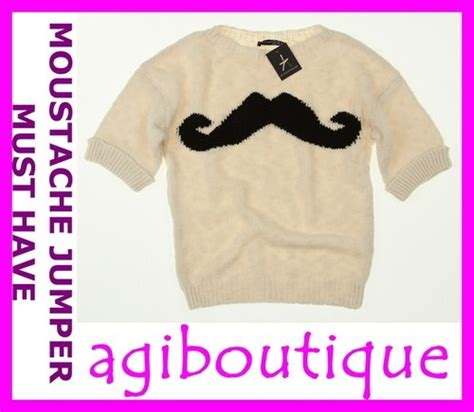 Sweater Moustache 54 37 best images about primark shop on