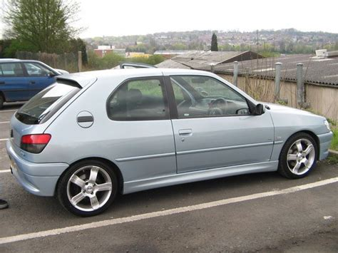 Custom Peugeot 306 Mnpr4 1999 Peugeot 306 Specs Photos Modification Info At