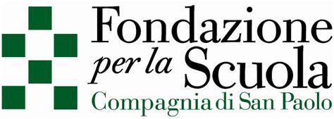 fondazione san paolo fondazione per la scuola della compagnia di san paolo
