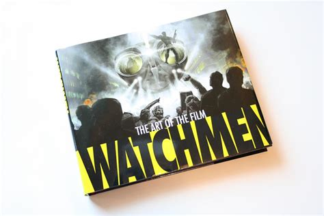 watchmen the film companion 1848561598 book reviews watchmen the film companion watchmen