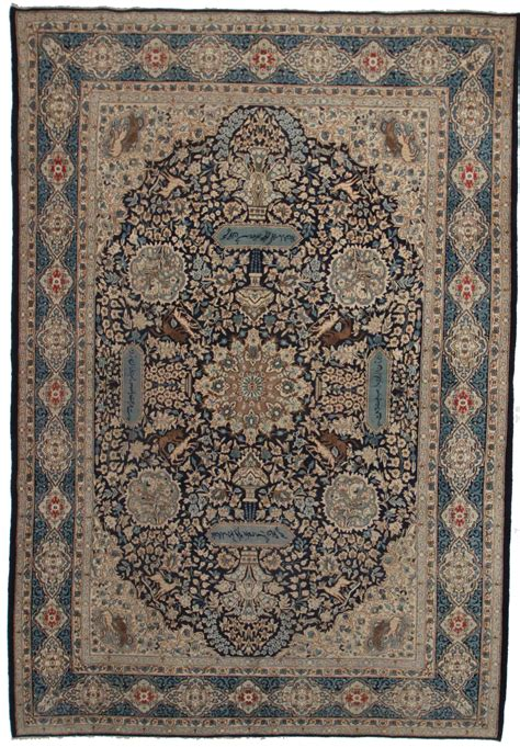 9 X 13 Rug by 9 X 13 Signed Kerman Rug 11864 Exclusive