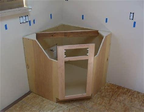 small corner base kitchen cabinet ken s abode corner sink cabinet