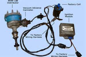Electronic Ignition Systems No Moving Parts Converting From Points To Electronic Ignition Racingjunk