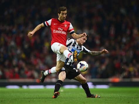 Arsenal V Newcastle United Zimbio | mathieu debuchy photos photos arsenal v newcastle united