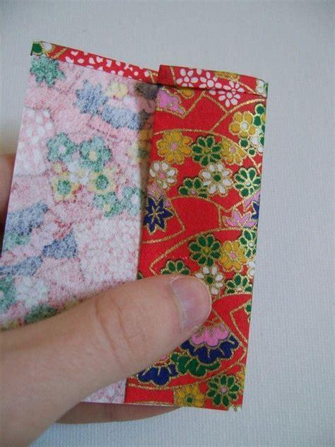 Origami Kimono Folding - origami kimono bookmark the sequel origami projets et