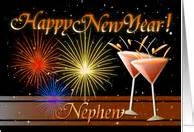 new year s cards for nephew from greeting card universe