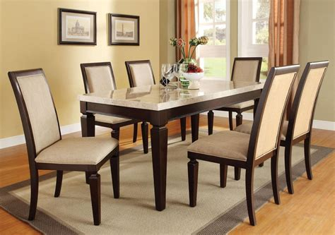 marble top dining room table dining room table sets