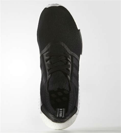 Nmd Black Monochrome Pack adidas nmd r1 primeknit quot monochrome quot pack sole collector