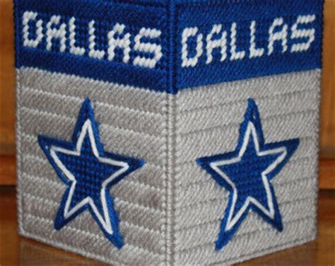 dallas cowboys sofa cover items similar to dallas cowboys tissue box cover in