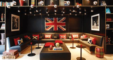 london themed hotel citizenm tower of london debuts british themed design