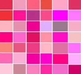 colors of pink google image result for http ladies trends com wp content uploads 2011 08 shades of pink shade
