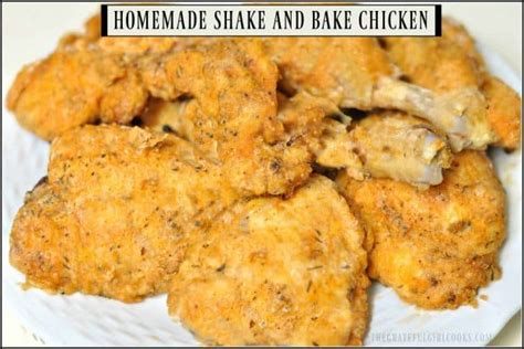 south your mouth homemade shake and bake homemade shake and bake chicken the grateful girl cooks