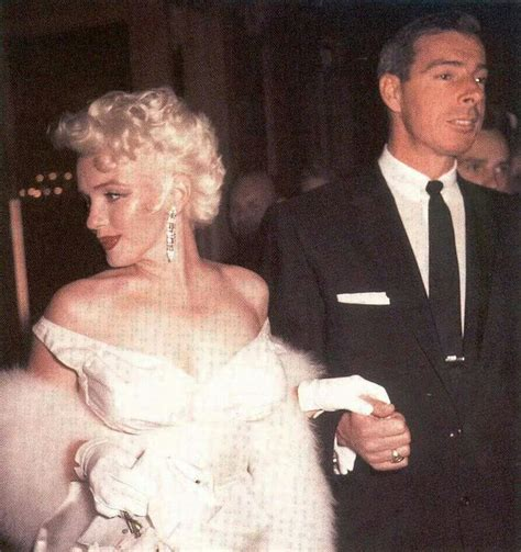 Year Of The Premiere by Marilyn Joe Dimaggio Going To The Premiere For