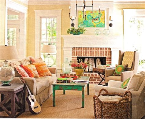 Living Room Color Inspiration by Living Room Inspiration The Picky Apple
