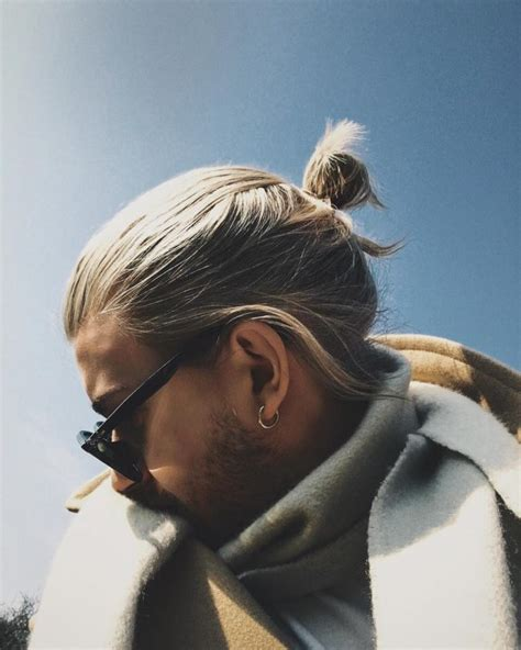 mens pawnee top knot 55 new men s top knot hairstyles out of the ordinary 2018