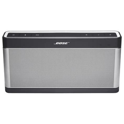 Bose Soundlink Bluetooth Speaker bose soundlink iii bluetooth wireless speaker portable bluetooth speakers best buy canada